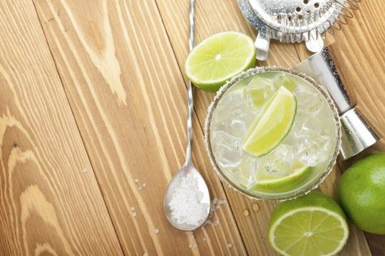 Bethenny's recipe for skinny girl classic margarita cocktail