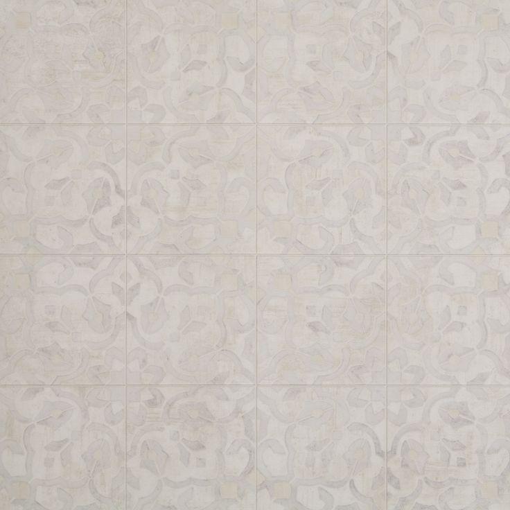 Vintage Ornate Design Inspiration Resilient Vinyl Floor