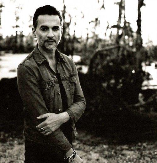 Dave Gahan by Anton Corbijn, 2013