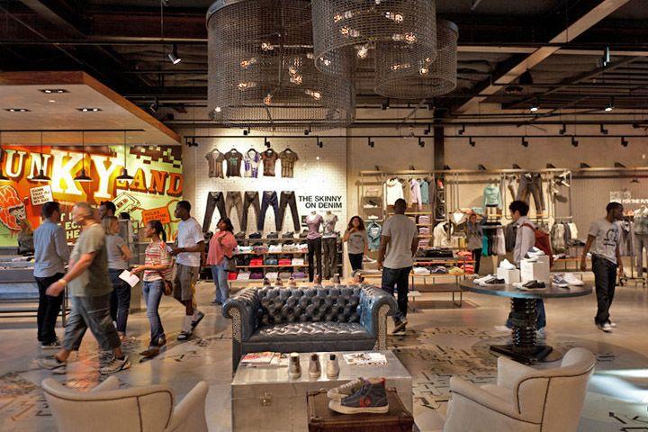 Converse store, Santa Monica » Retail Design Blog