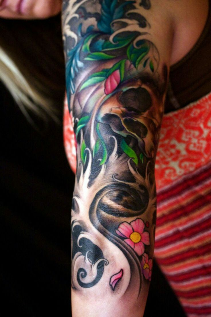 45 amazing japanese tattoo designs tattoo easily - Tattoos Designs For Girls Half Sleeve Tattoos For Men Tattoos Tribal