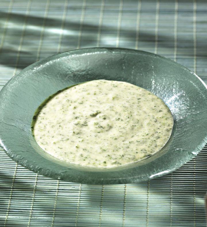 Chilled Idaho® Potato & Watercress Soup