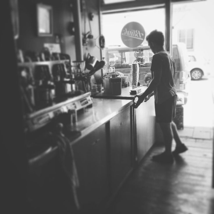 """96 Likes, 4 Comments - Blink Coffee Bar (@blink_coffee_bar) on Instagram: """"Shout OUT to this young buck - great work today Danny Boy - see you all at Blink Coffee…"""""""
