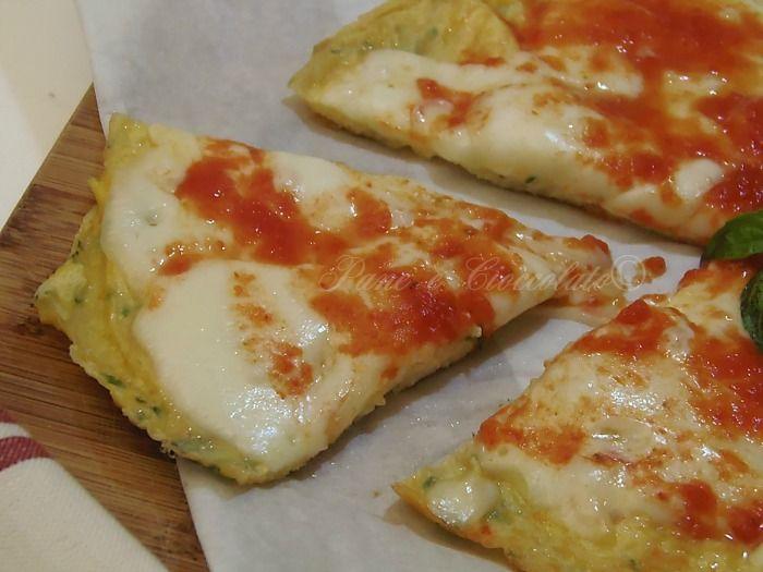 Pizza di Frittata