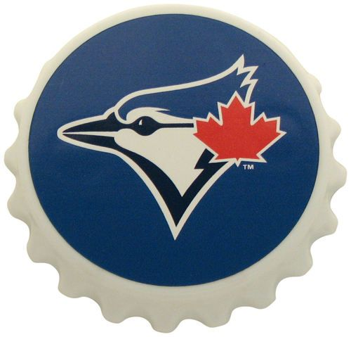 Toronto Blue Jays Magnet Bottle Opener -Fast and free shipping in the USA
