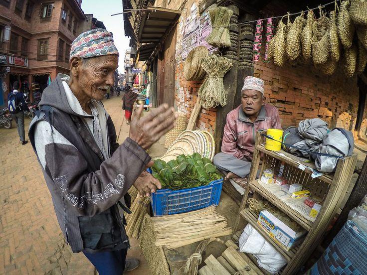 21+ of GoPro Photos Of Street Merchants In Nepal, Bhutan And Bangladesh
