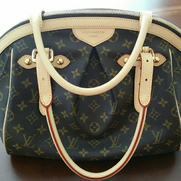 GUARANTEED AUTHENTIC LOUIS VUITTON TIVOLI GM BAG Beautiful never used Louis Vuitton Tivoli GM bag. Comes with tag, dust bag and box! Louis Vuitton Bags Shoulder Bags