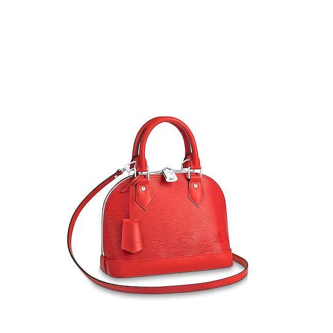 ba4e3e1dccf7 View 1 - Alma BB Epi Leather in Women s Handbags Top Handles collections by Louis  Vuitton