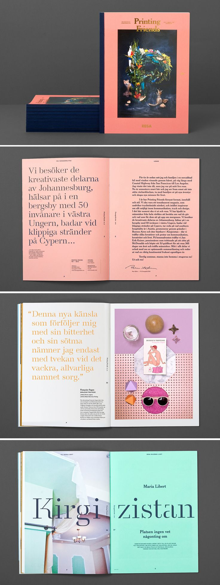 Printing Friends Magazine – Nr.7 Resa   SNASK