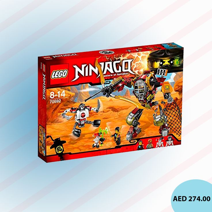 Shop for LEGO Salvage M.E.C. (70592) #LEGO #Games #toys #kidstore #toystore #online #games #playsets #activitysets #kidsgames #gaming #CreativeGames #menakart