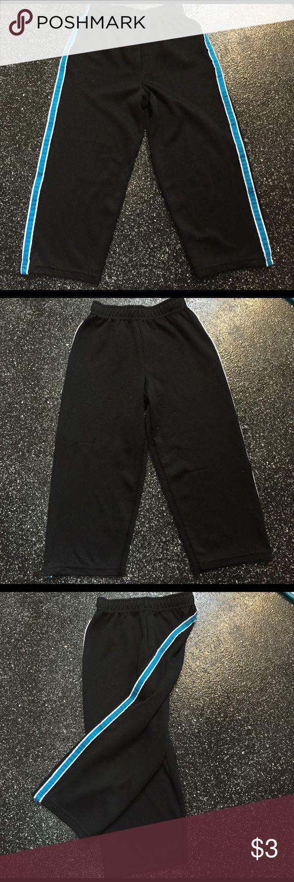 🏃 4T Garanimals Basketball Pants 🏃 4T Garanimals Basketball Pants. Elastic waistband. 100% polyester Garanimals Bottoms Sweatpants & Joggers