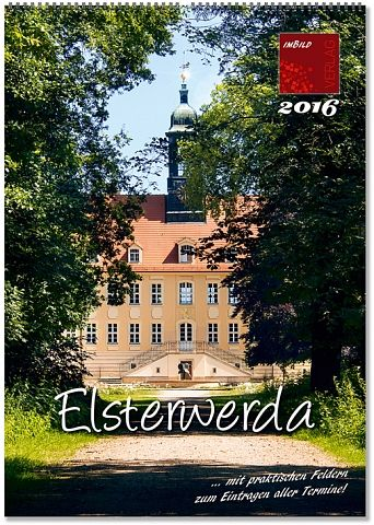 A3 Kalender 2016 Elsterwerda