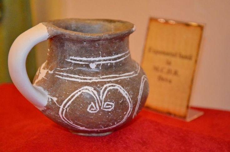 Epoca bronzului - cultura Otomani - descoperita in Deva
