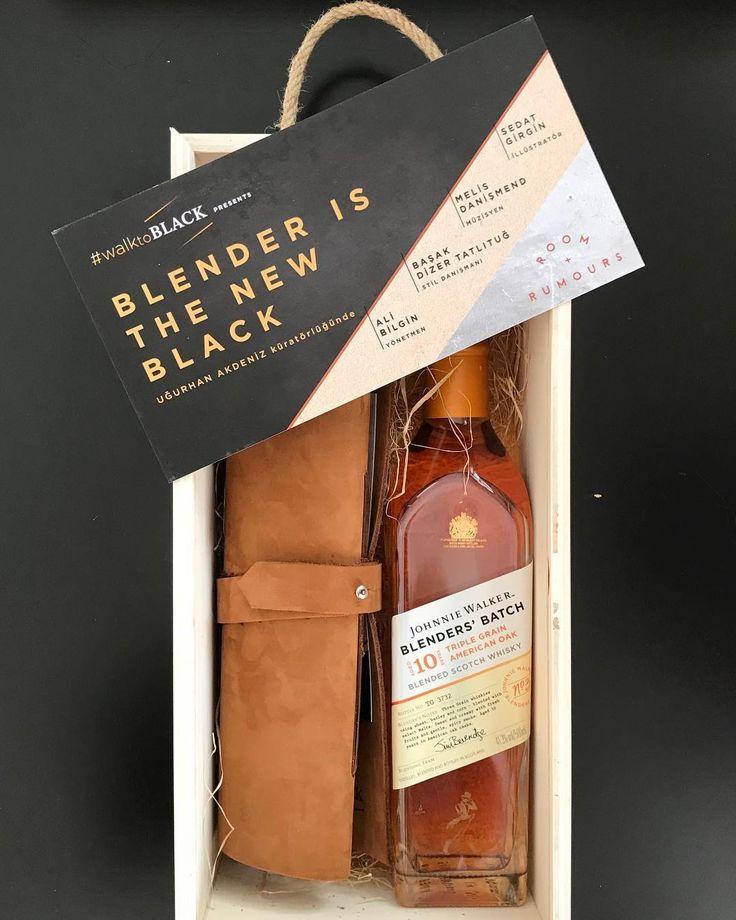 """Johnnie Walker Blenders Batch serisini ve bu serinin ilk üyesi olan Red Rye Finish'i daha önce yazmıştım. """"Johnnie Walker'dan burbon dünyasına şık bir selam"""" olarak özetlediğim bu serinin yeni bir üyesi de Triple Grain American Oak 10  Gençliğinde Kentucky'de de çalışmış olan başharmancı Jim Beveridge'ın son eseri olan bu şişede buğday arpa ve çavdar olmak üzere 3 tahıl viskisinin yanısıra Cardhu ve Mortlach'tan gelen single malt viskiler kullanılmış ve 10 yıl Amerikan meşesi fıçılarda…"""