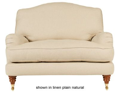Lynden Upholstered                                 Snuggler - £750