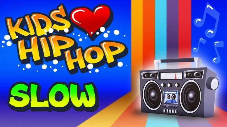 """Hip Hop (Slow)"", children will learn the moves to this fun Hip Hop dance song! This video is great for brain breaks, indoor recess, group activities and physical education. Ideal for preschool, kindergarten and lower elementary."