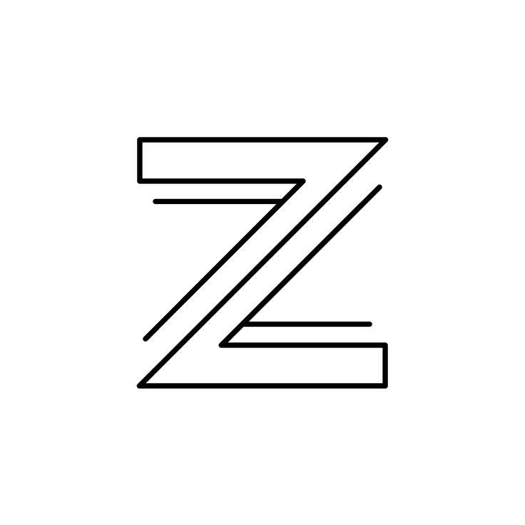 Z - logo design