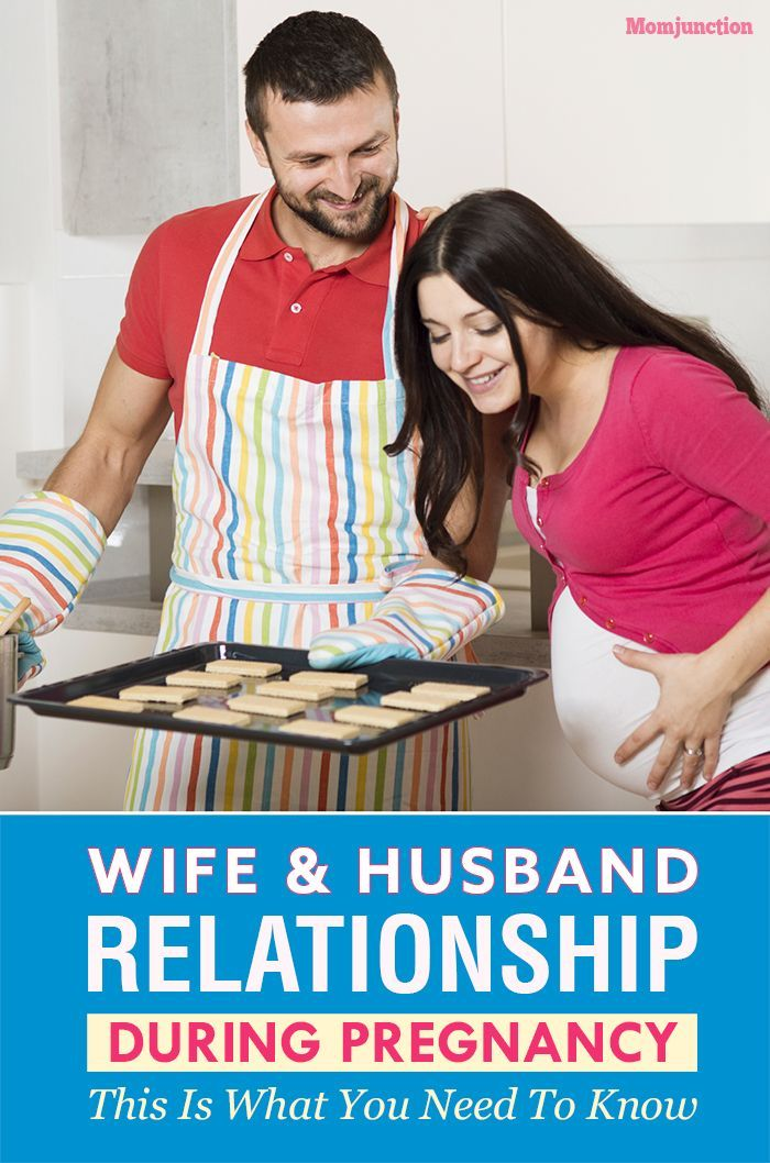 Wife And Husband Relationship During Pregnancy: This Is What You Need To Know