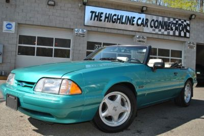 1992 Ford Mustang Lx 5 0 For Sale Convertible Mustangs