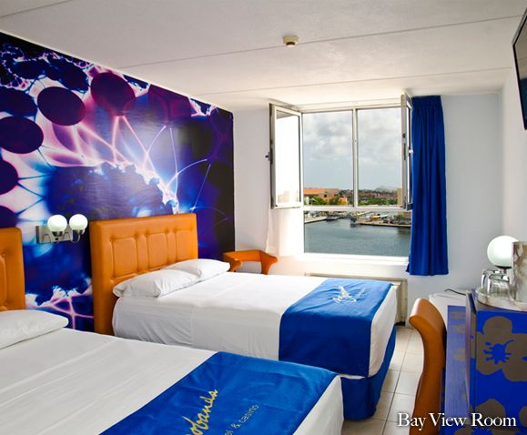 Otrobandahotel.com, small boutique hotel in curacao, willemstad