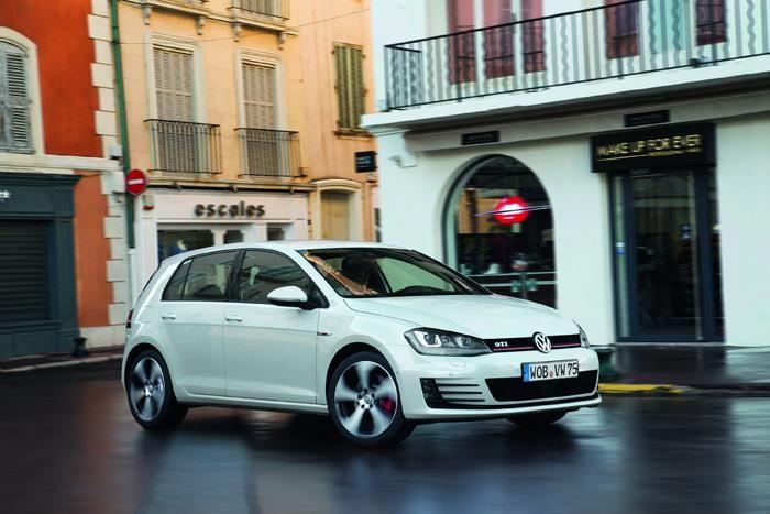 Nouvelle Golf GTI de Volkswagen