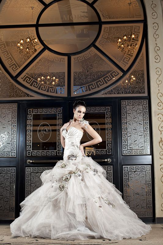 Bridal Couture by F Wilson Fashion