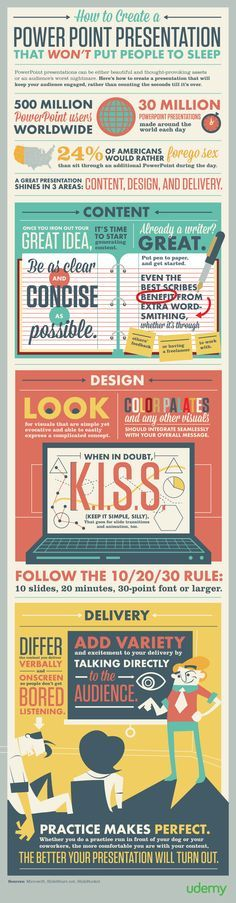 Take your presentation and design up a notch with these tips.