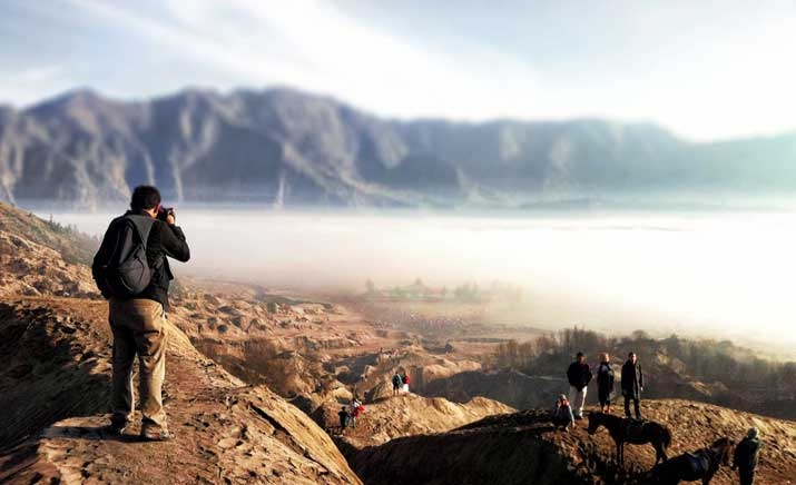 Travel to Bromo - discover the new, unexpected and amazing in Indonesia