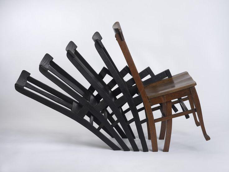 Tom Shields Fuses Old Furniture Into Zany New Designs | Inhabitat ...