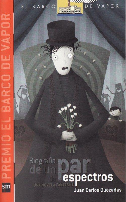 Título: Biografía de un par de espectros / Autor: Juan Carlos Quezadas :)