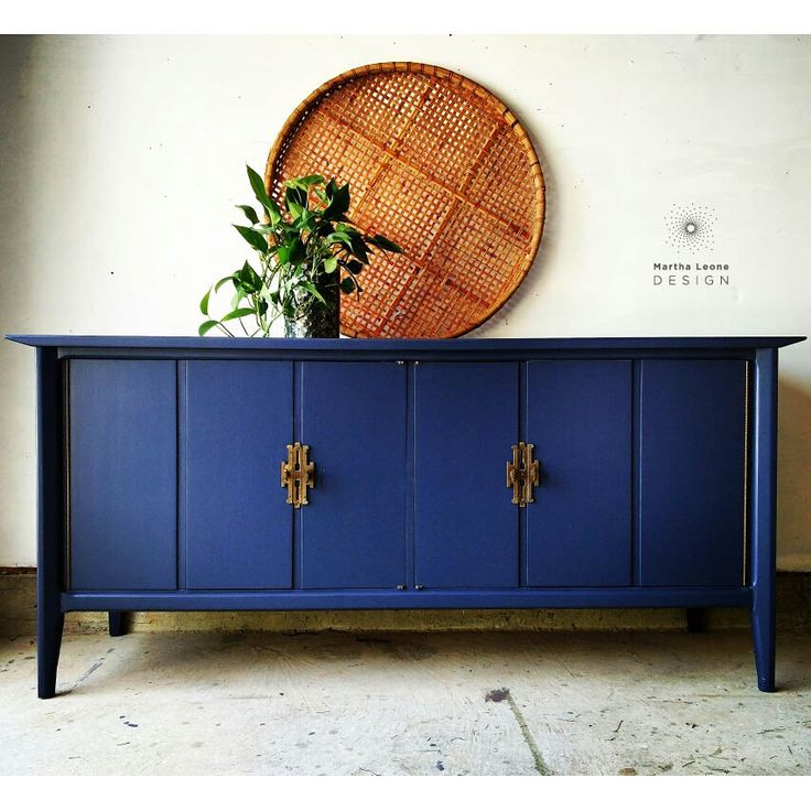 Martha Leone Design. Painted Furniture