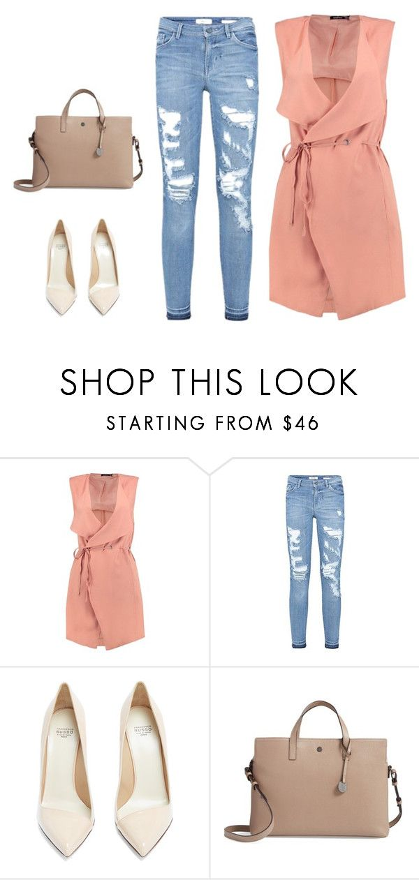 """""""Fashion inspiration"""" by monika1555 on Polyvore featuring Boohoo, Francesco Russo and Lodis"""
