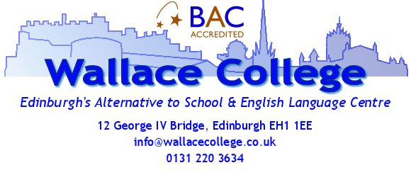 Wallace College Banner
