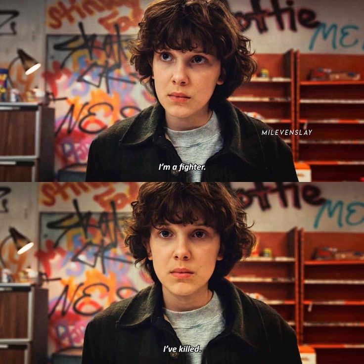 "6,860 Likes, 67 Comments - Stranger Things (@milevenslay) on Instagram: ""[2x07] im rewatching st for the eleventh time (no lie lol) — Eleven in Season 1 or Season 2? — Give…"""