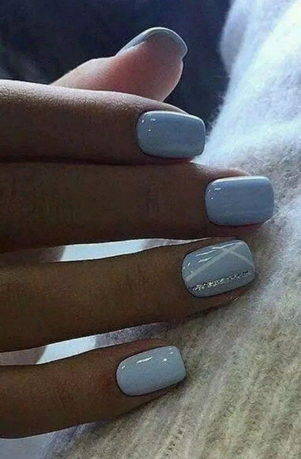50 Cute Acrylic Nails Designs For Teens Naildesign Nailarts Acrylicnails Tristarhomecareinc Blue Nail Art Designs Cute Acrylic Nails Winter Nail Designs