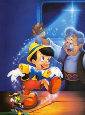 pinocchio disney | Pinocchio (Disney) - Animebase - Animeland