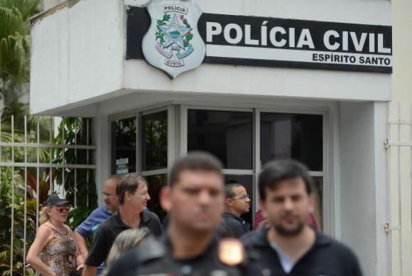 Policiais civis do Espírito Santo fazem paralisação após morte de investigador