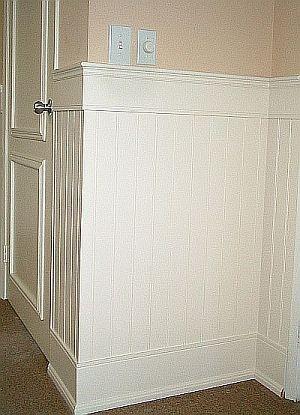 DecoMoldings: panel, paneling, wainscoting, panel wall, wall paneling, wood paneling