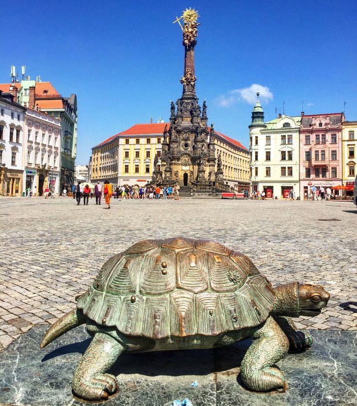 **Holy Trinity Column - Olomouc