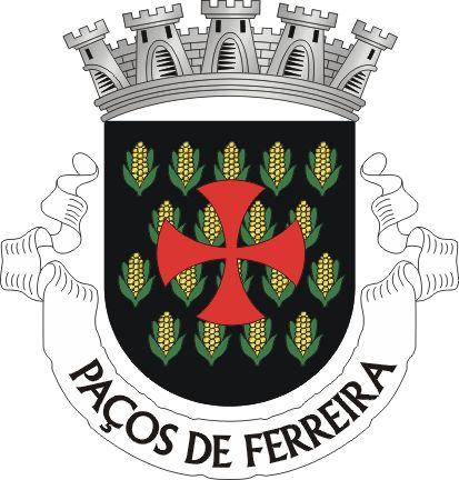Brasões de Concelhos portugueses - Paços de Ferreira