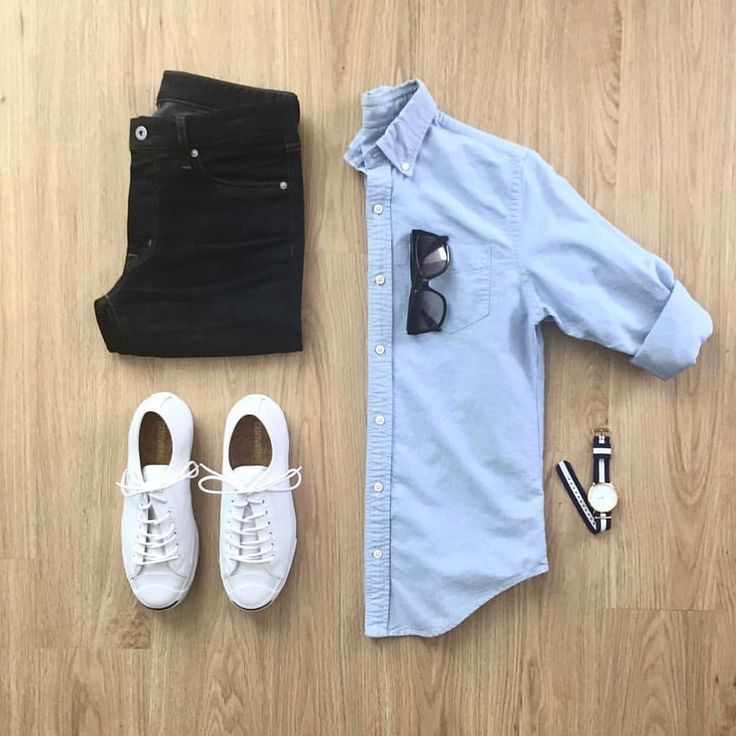 Outfit grid - Saturday stroll