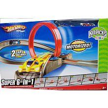 hot wheels super loop raceway instructions