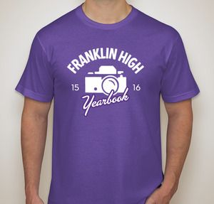 yearbook staff shirts - Google Search