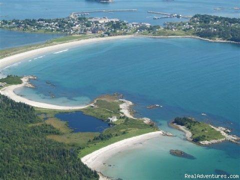 Lockeport and Its Many Beaches - Nova Scotia Romantic Beachfront Cottage