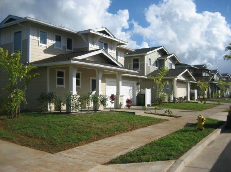Navy Region Hawaii – Catlin Park Neighborhood: 3-4 bedroom ...