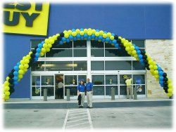 Best Buy Grand Opening in Weatherford, Texas
