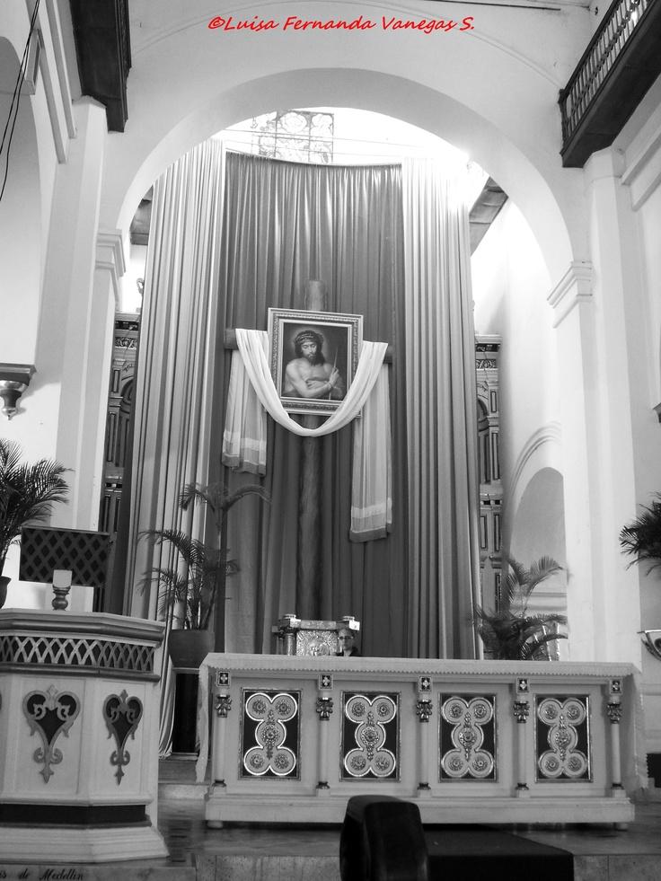 """""""Altar"""" Iglesia Nuestra Señora de la Asunción Copacabana - Antioquia (Colombia)"""
