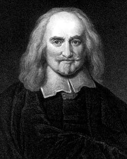 Thomas Hobbes(1588-1679) is geboren in westport hij was een filosoof volgens hem wilden mensen alleen maar overleven mensen worden dan concurrenten van elkaar want elk mens wilt in leven blijven(als er bijvoorbeeld nog 10 stukken brood zijn en er is een hongersnood in een dorp van 200 mensen)de mens is als het ware een wolf voor zijn medemens(=homo homini lupus est) alleen een absoluut vorst(absolutisme) kan voorkomen dat de mens uitsterft volgens hobbes(*locatie kon niet verandert worden)