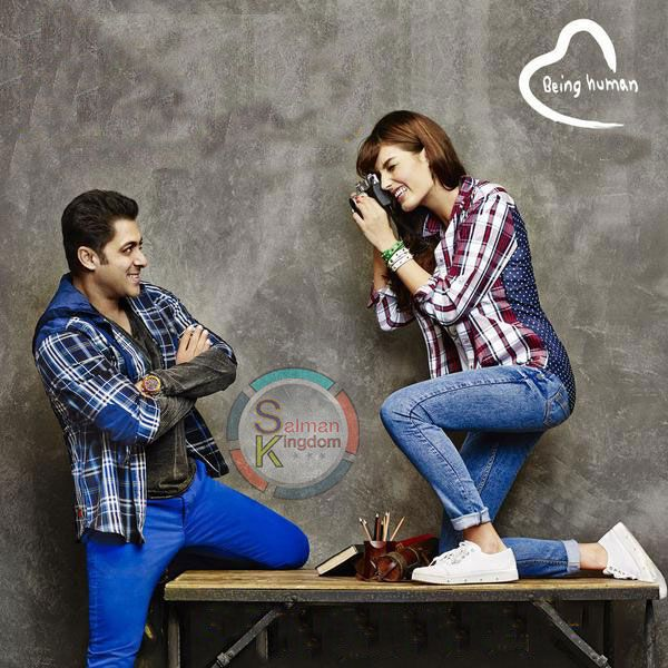 Exclusive Pictures Salman Khans Latest Photo Shoot For Being Human
