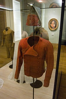 uniform from the French Revolution period